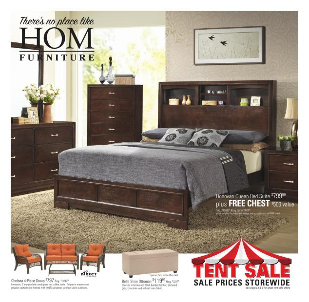 HOM Furniture, Inc.